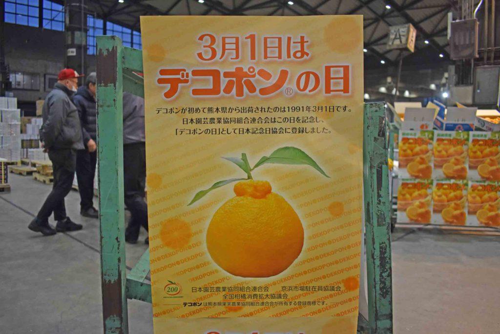 3県合同「3月1日デコポンの日」PR試食宣伝を行いました!
